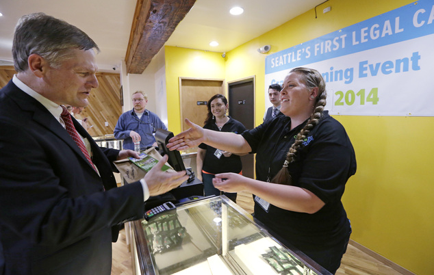 Rethinking Pot Washington