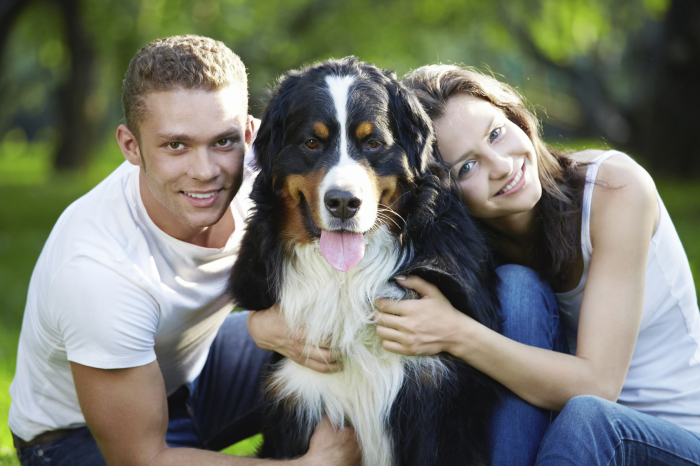 Cilvēkam ar suni ir trīs reizes lielāka iespējamība iepazīties ar pretējo dzimumu.