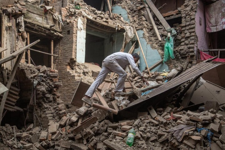 Death Toll Rises Following Powerful Earthquake In Nepal