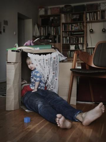 bērnu kopšanas atvaļinājums