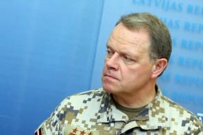 NBS komandieris atklāj, kāda ir viena no Latvijas armijas vājākām vietām