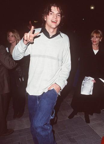 Eštons Katčers 1999.gadā