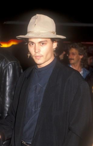 Džonijs Deps 1988.gadā