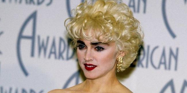 Madonna 1980.gadā