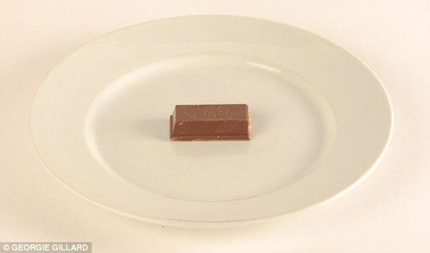 Puse KitKat batoniņa