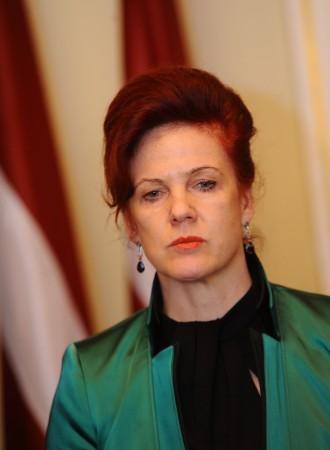 Latvijas Saeimas un Lietuvas Seimas priekšsēdētāju preses brīfings