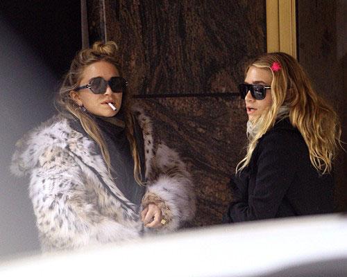 Mērija Keita un Ešlija Olsenas