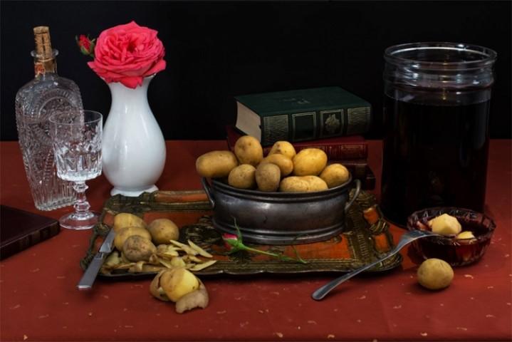 """Lords Bairons: """"Dzejnieka romantiķa diēta"""": kartupeļi ar etiķi un gāzēts ūdens"""