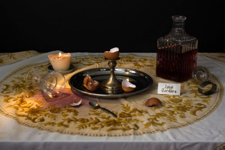 """15.gadsimta Venēcijas tirgonis Luidži Kornaro. """"Diēta """"Dzīve skaidrā"""""""":  400 grami olu un puslitrs vīna."""