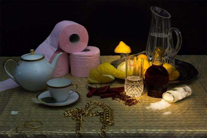 """Dziedātāja Bejonse Noulza. """"Lieliski attīroša diēta"""": citrona sula, kļavu sīrups, kajenes pipari, sāls un caureju veicinoša zāļu tēja"""