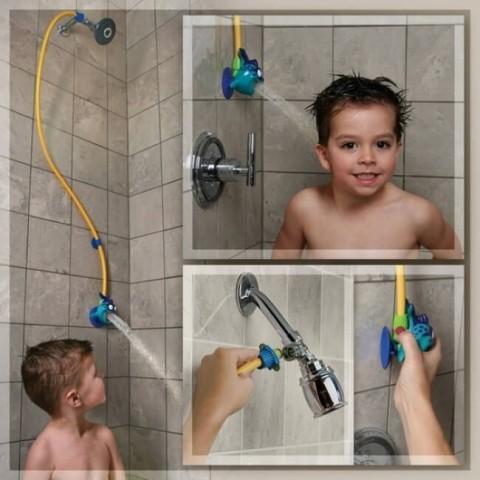 Pierīce bērna dušai