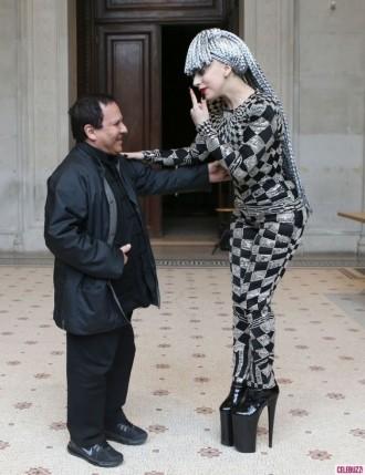 Lady Gaga - 1,55 cm