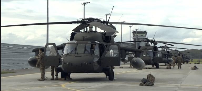 ASV palielina karavīru skaitu Baltijā