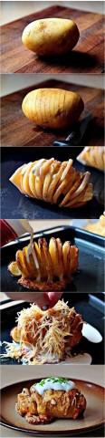 Šādi cepts kartupelis garšos labāk