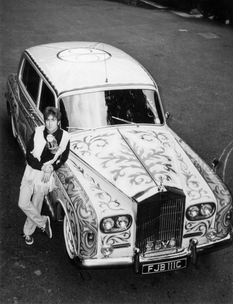 Džons Lenons un Rolls Royce