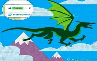 Google Maps piedāvā jaunu sabiedriskā transporta līdzekli – pūķi