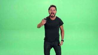 Šaijas Labafa motivācijas video
