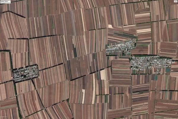 Daba ar savu zaļošanu var iet pupās – Ķīnā tai vairs nav kur iespraukties – visur ir lauksaimniecības platības.