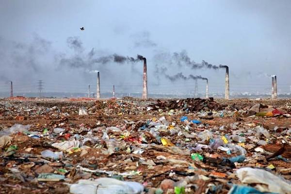 Vai tā patiešām izskatās mūsu planēta?.. Bangladeša