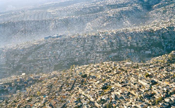 Šeit dabai vairs nav vietas: Mehiko, Meksika