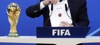 krievijas tiesības organizēt pasaules čempionātu futbolā