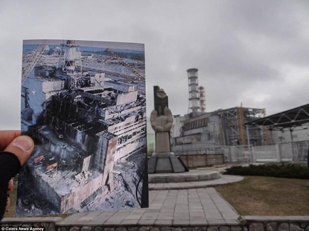 Černobiļa šodien
