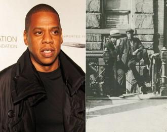 Reperis Jay-Z                                                                                / Nezināms vīrietis Hārlemā 1860.gada fotogrāfijā