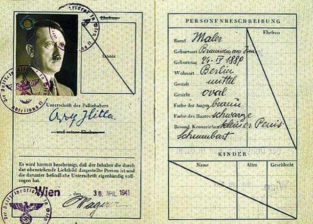 Ādolfs Hitlers, NSDAP līderis, no 1933. līdz 1945. gadam Vācijas kanclers, valdības galva, valsts galva un diktators