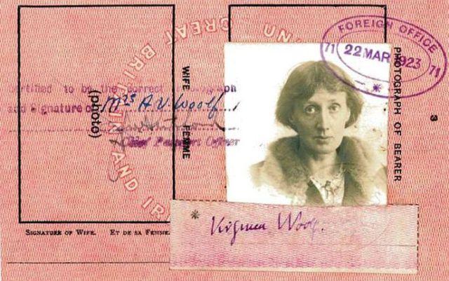 Virdžīnija Vulfa, angļu rakstniece