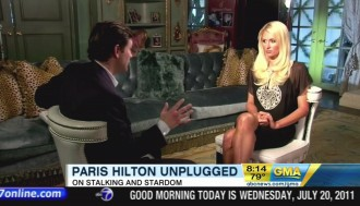 slavenības uzsprāgst Parisa Hiltone