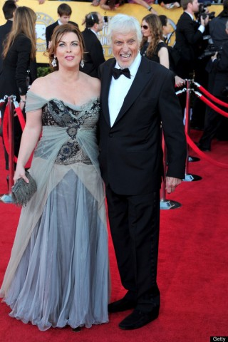 Diks van Daiks un Arlīna Silvera (46 gadu starpība)