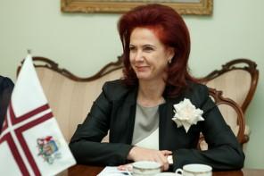 Solvita Āboltiņa atkal būs premjere?
