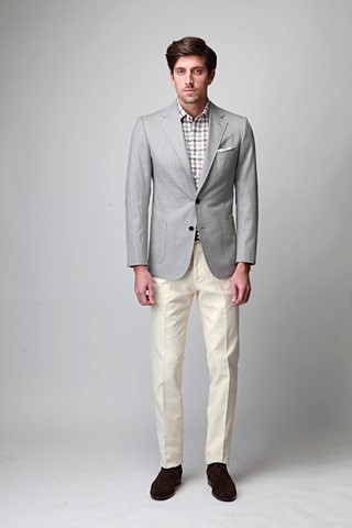 Ja vēlaties izskatīties stilīgs, bikšu staru galiem jāatrodas uz kurpes virspuses.