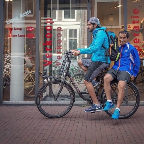 Eiropā prinča pārvietošanās līdzeklis visbiežāk ir velosipēds .