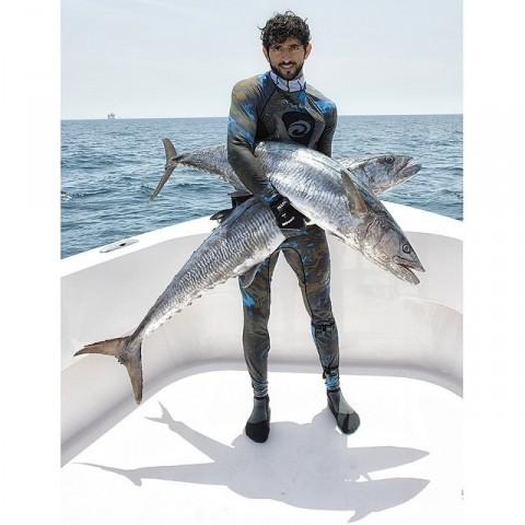 Princis mēdz doties zvejot