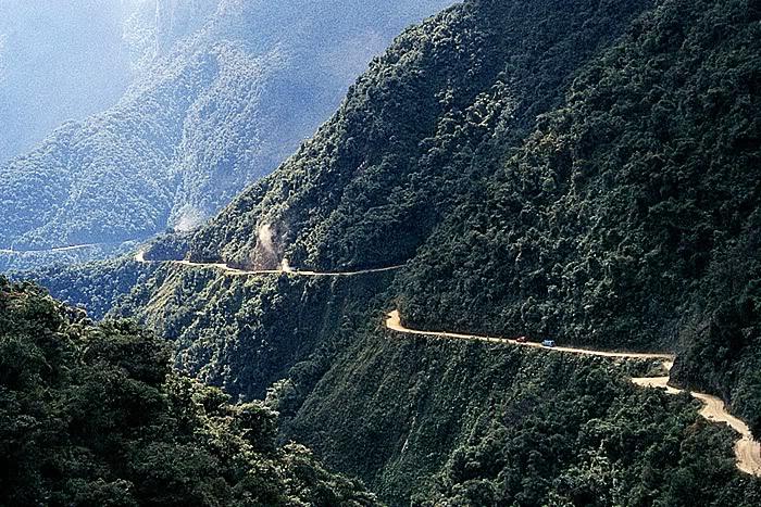bīstamākie ceļi