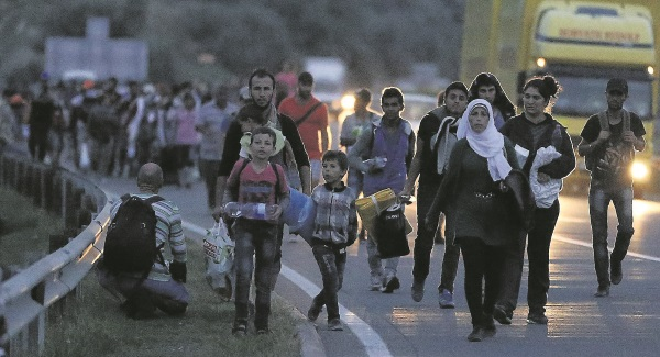 Eiropa bēgļi