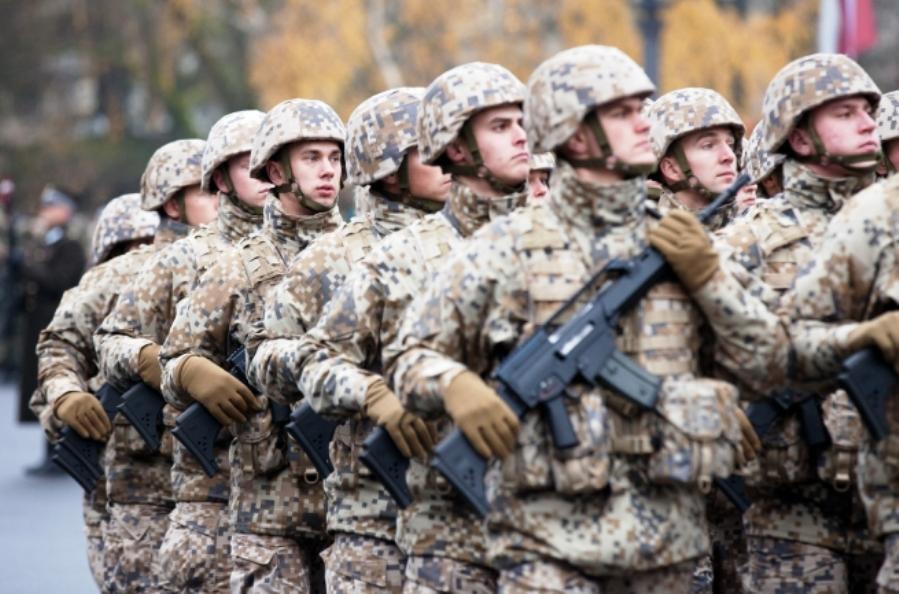 militārie spēki