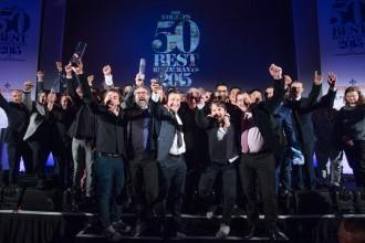 Pasaules labāko restorānu TOP50 2015.gadā