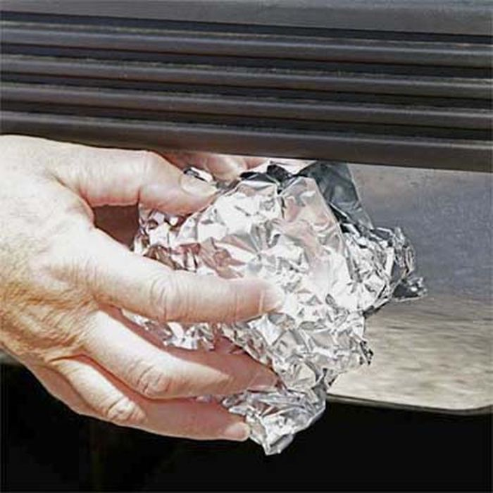 alumīnija folija