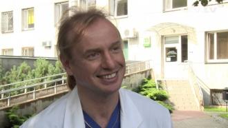 Kardiologs Andrejs Ērglis