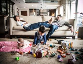 ģimenes dzīve