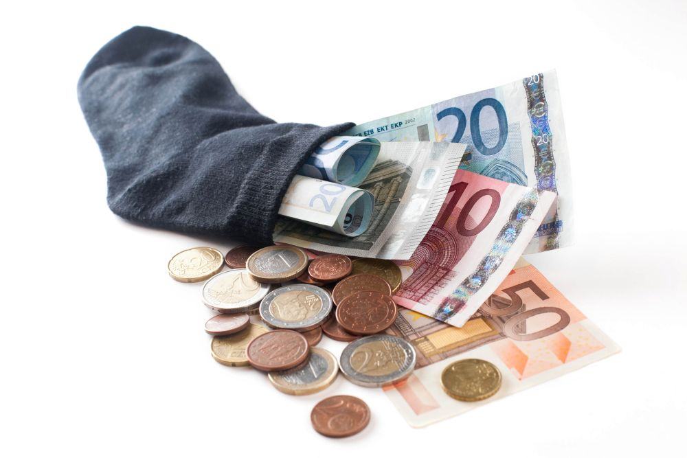 kā pievilināt naudu