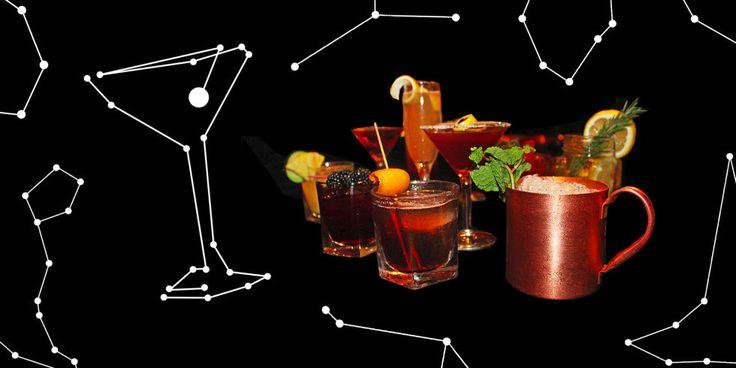 alkohols un Zodiaks