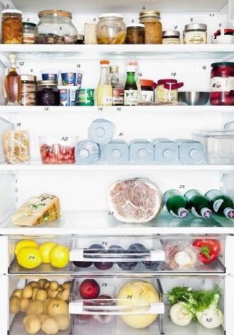 pasaulslavenu šefpavāru ledusskapji