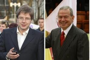 Par premjeru tauta vēlas Lembergu vai Ušakovu