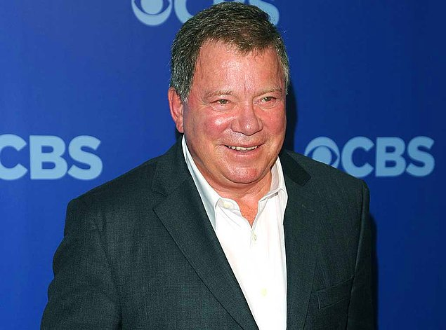 Aktiera William Shatner nierakmens - $25.000