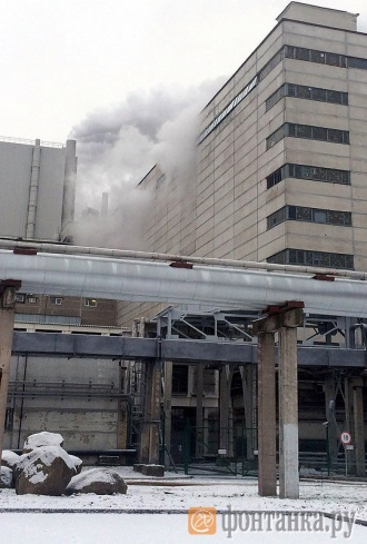 avārija Ļeņingradas AES