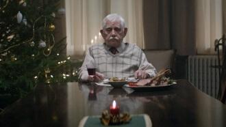 Ziemassvētku sociālā reklāma