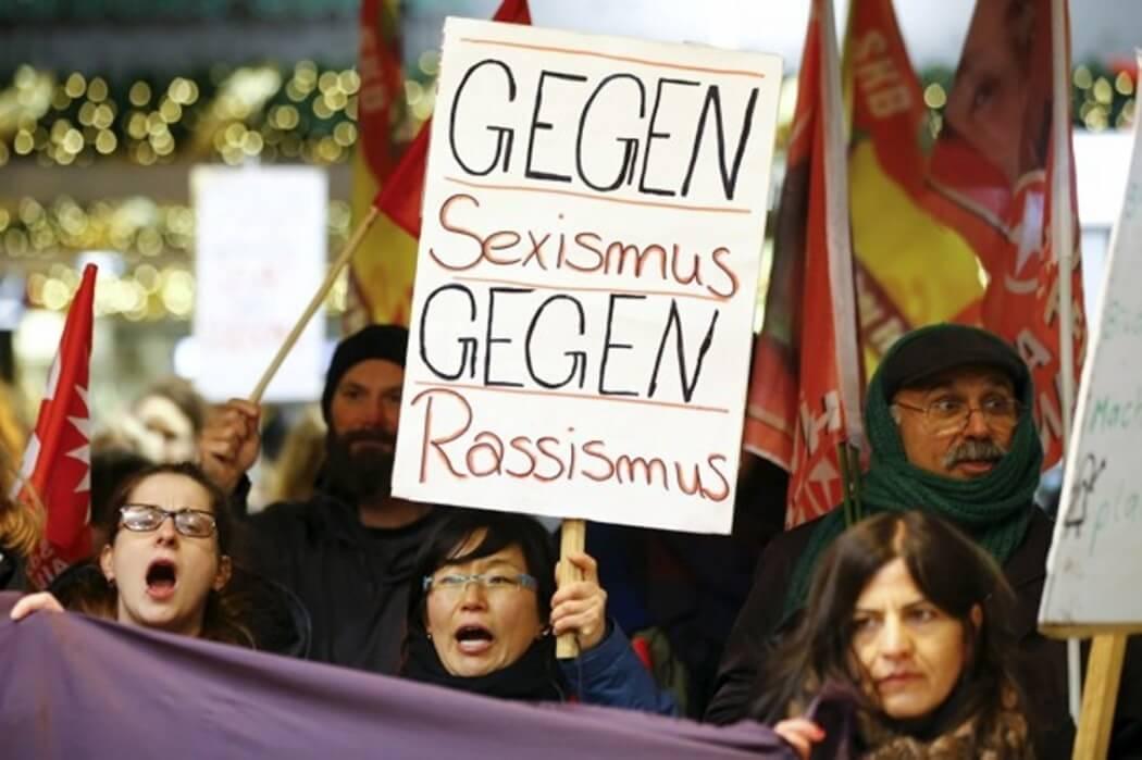 bēgļu seksuālie uzbrukumi Vācijā